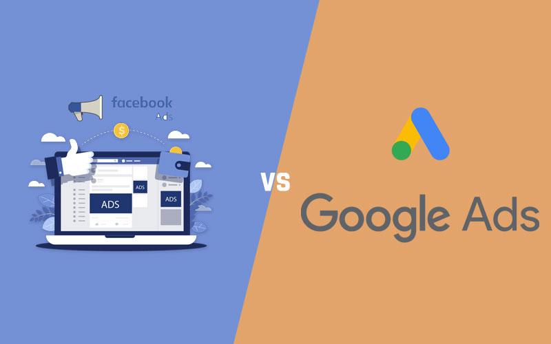 Facebook advertising vs. Google advertising: What will work better for my business?