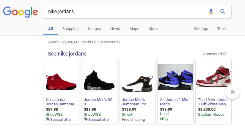 Google Shopping Reviews Search